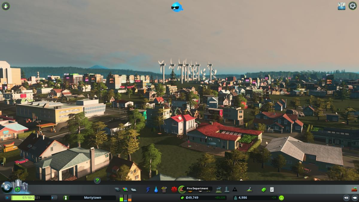 Cities: Skylines (2015) - Colossal Order