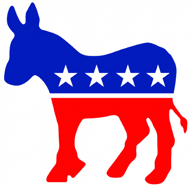 Logo for the Democratic Party of the United States