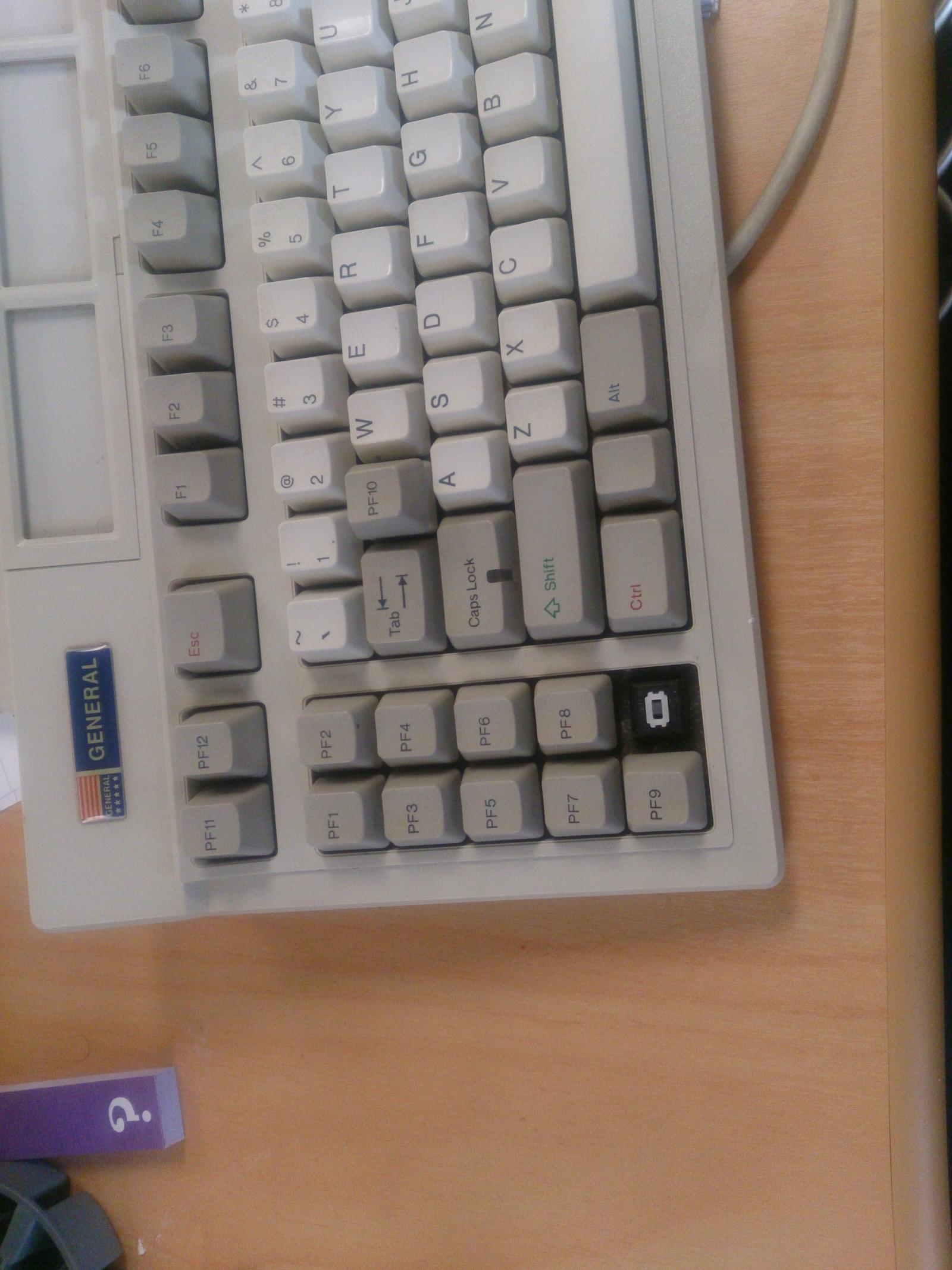 Global branded AT Mechanical Keyboard